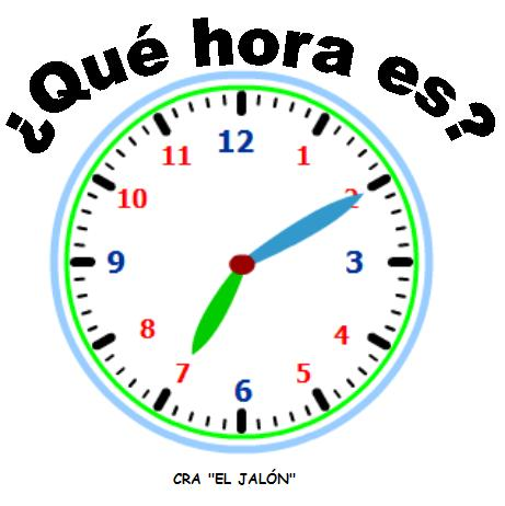 Los Numeros, El tiempo, Que Hora Es! - Mr. Chance